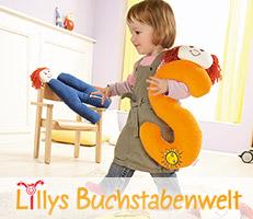 Lillys Buchstabenwelt