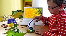 Mit digitalen Medien Kinder für naturwissenschaftliche Themen begeistern