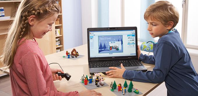 LEGO® Education StoryStarter
