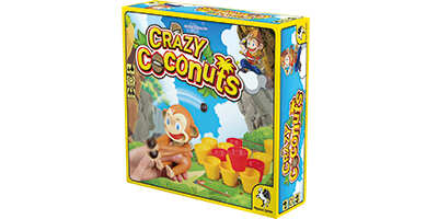Crazy Coconut
