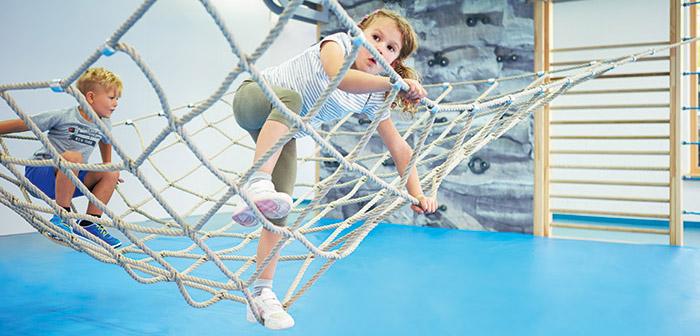 Flexible Schwing- und Schaukelelemente für den Therapie-, Kindergarten- oder Schulalltag