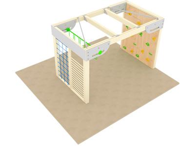 Bewegungscenter Timber - Planungsbeispiel - Variante 12