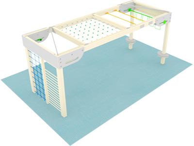 Bewegungscenter Timber - Planungsbeispiel - Variante 15