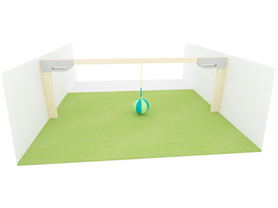 Bewegungscenter Timber - Planungsbeispiel - Variante 21