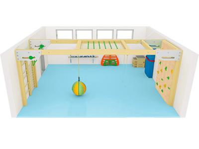 Bewegungscenter Timber - Planungsbeispiel - Variante 24