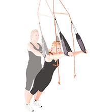 Erwachsenen Sling-Trainer-Basisset
