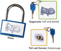 Schlüssel-Wort-Spiel