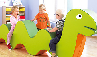 Produkt des Monats für Krippe & Kindergarten