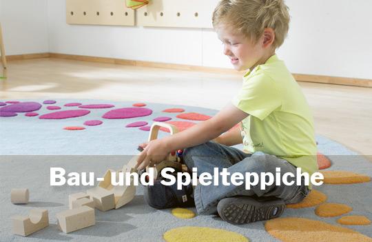 Bau- und Spielteppiche