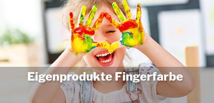 Fingerfarben