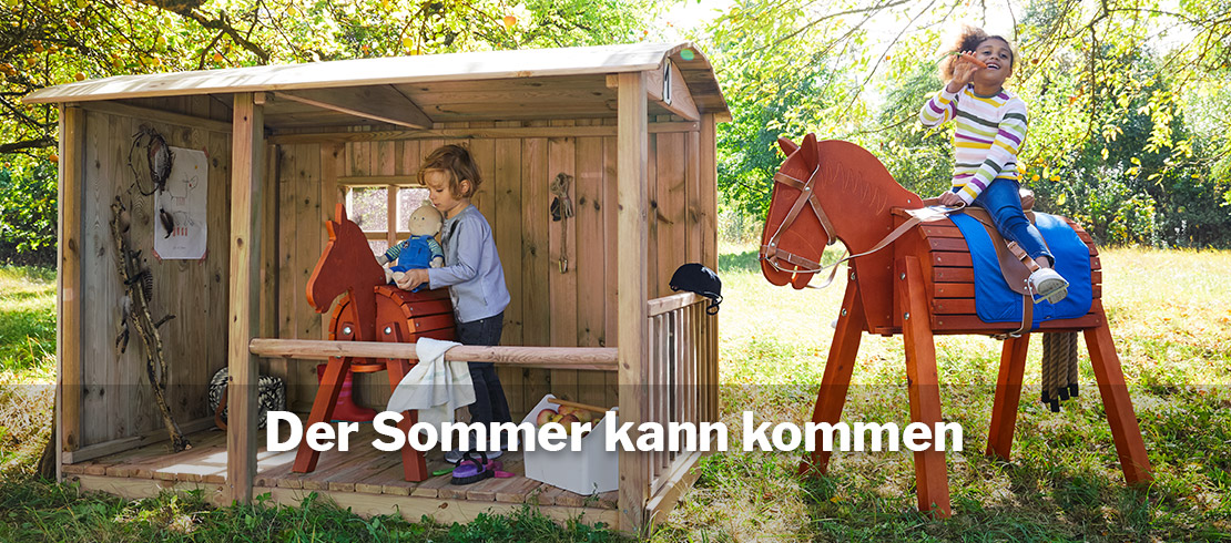 Outdoor Ponyhof
