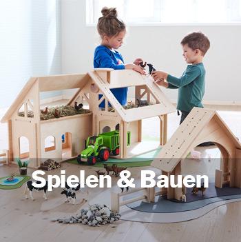 Bauen und Spielen