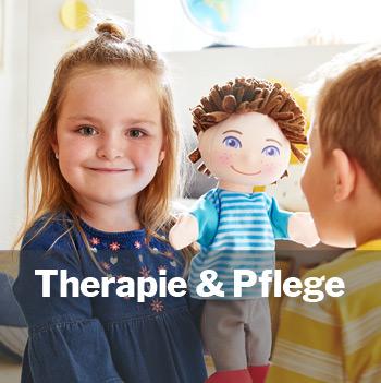 Therapie und Pflege