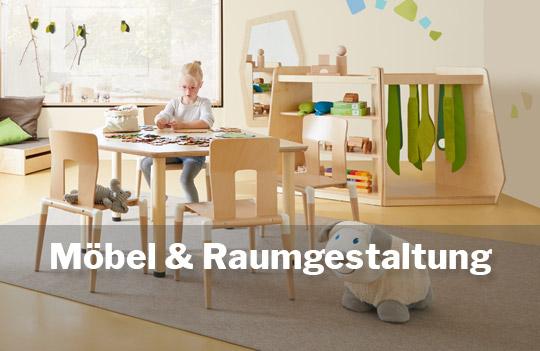 Möbel und Raumgestaltung