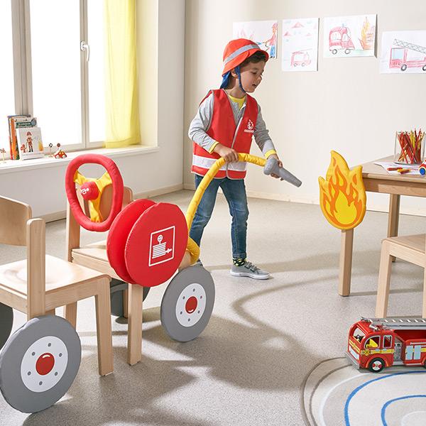 Rollenspiel Feuerwehr