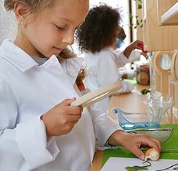 Die Neugier bei Kindern fördern