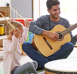 Alles für die musikalische Früherziehung im Kindergarten