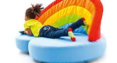 Polster & Ruheraum für Krippe & Kindergarten