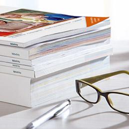 Kataloge für Krippe und Kindergarten
