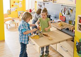 Kindergarten Küche