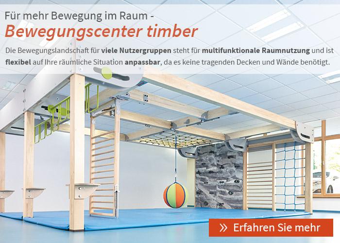 Bewegungscenter timber
