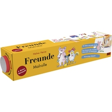 "Malrolle ""Freunde"""