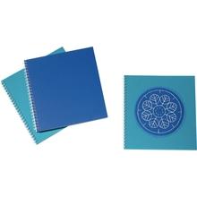 Kreativbuch-Blanko
