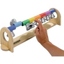 Schwing-Glockenspiel, farbig