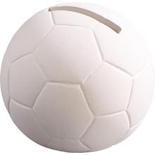 Keramik-Fußballspardose