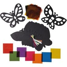 Stanzbilder Schmetterlinge