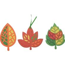 Stanzbilder Blätter