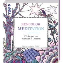 Zencolor – Malbuch Meditation