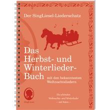 Herbst- und Winterliederbuch