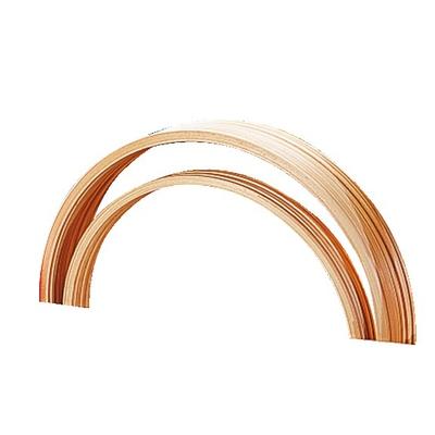 Gymnastikreifen aus Holz