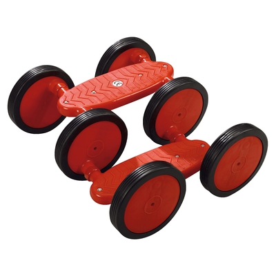 Doppel-Pedalroller