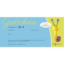 Sachenmacher-Gutschein 25 Euro