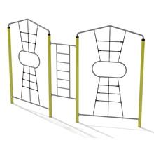 Aktion-Kletterwand