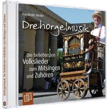 "CD ""Drehorgelmusik Volkslieder"""