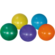Sprungball-Set, kunterbunt