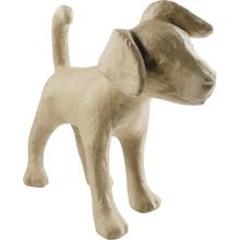 Pappmaché-Hund XL