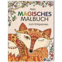 Mein magisches Malbuch zum Entspannen