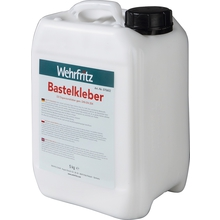 Wehrfritz-Bastelkleber, 5 kg