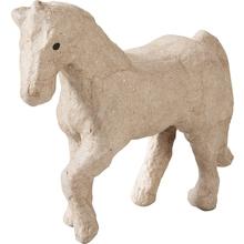 Pappmaché-Pferd, klein