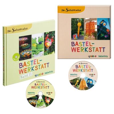Sachenmacher-Bastelwerkstatt-Set (Band I und II)