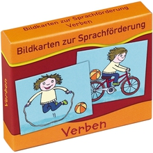 """Bildkarten """"Verben"""""""
