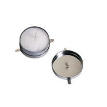 Teelichthalter für Laternen, 50 Stück