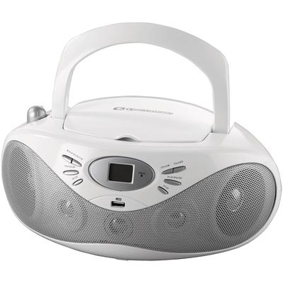 CD-Player/Radio mit 6 Kopfhörerausgängen