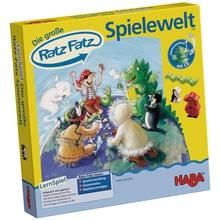 Die große Ratz Fatz-Spielewelt
