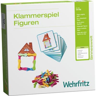 """Klammerspiel """"Figuren"""""""