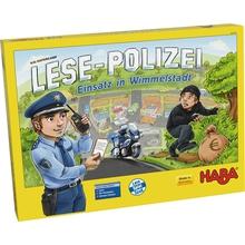 Lese-Polizei – Einsatz in Wimmelstadt